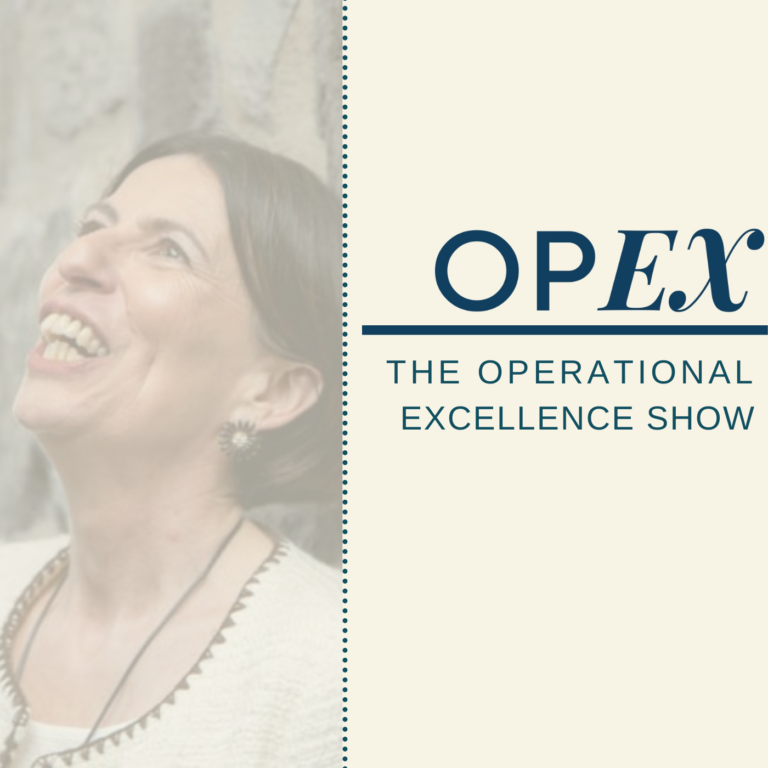 Episode 75 – OpEx with Marianne Rutz – Celebrating Focus and Joy